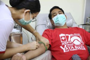 Blood Donation 4
